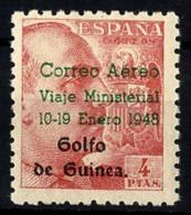 Guinea Española Nº 272 En Nuevo - Guinea Española