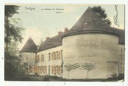 TINTIGNY - Château De Villemont - Nels 40 Couleur - Tintigny