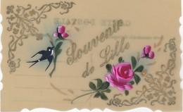 CPA  CELLUILOID - Souvenirs De LILLE - Phantasie