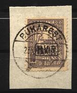 Militärverwaltung In Rumänien,Zwangszuschlagsmarken,Nr.4,o - Besetzungen 1914-18