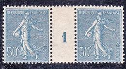 YT 161 Millésime 1921 N* (infime)