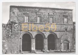 Sovana (GR), Palazzo Bourbon Del Monte (sec. XVI), Nuova - Italia