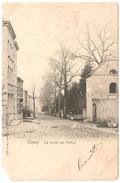 Ciney - La Route De Namur - Ed. Jules Péresse, Ciney - Ciney