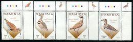 XF0777 Namibia 2015 All Kinds Of Birds 4v MNH - Namibie (1990- ...)