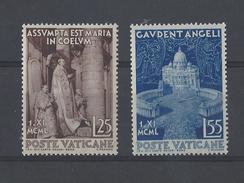 Nr 161-62 ** - Vatican