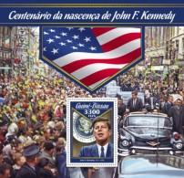 John F. Kennedy (GUINEA-BISSAU (Guiné-Bissau) )