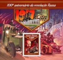 Russian Revolution (GUINEA-BISSAU (Guiné-Bissau) )