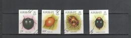 KIRIBATI Nº 278 AL 281