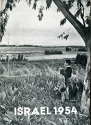 Livre - Israël 1954 ( En Anglais) - Asie