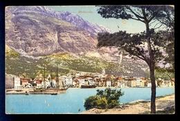 Makarska / Purger&Co., Nr. 14145 / Postcard Circulated, 2 Scans - Croazia