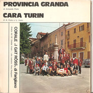 """Provincia Granda Grand Turin Armando Prato 7"""" - Country & Folk"""