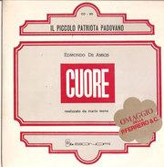 """Edmondo De Amicis Mario Leone - Il Piccolo Patriota Padovano / La Piccola Vedetta Lombarda (7"""") La Sonor - Vinyl-Schallplatten"""