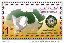 Journée De La Poste Arabe 2012 (QATAR)