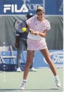 "TENNIS ""MONICA SELES"" EX TENNISTA JUGOSLAVA NATURALIZZATA STATUNTENSE DAL 1994 - Tennis"