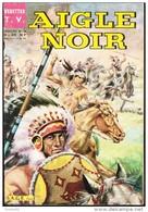 """Aigle Noir - """" Vedettes T.V. N° 10 - Sage Éditions - ( 1961 ) . - Bücher, Zeitschriften, Comics"""