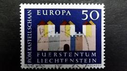 Liechtenstein 444 Oo/used, EUROPA/CEPT 1964