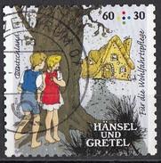 3061 Germania 2014 Fiaba Hansel E Gretel Grimm Used Germany