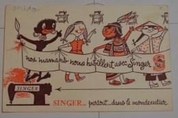 Singer - Electricité & Gaz