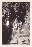 26097 Deux  Photo Erquy (22 France ) - La Grotte De Galimoneux -juillet 1936