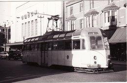 Tram Photo Blackpool Corporation Tramways Brush Car 293 Dickson Road Terminus - Trains