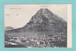 Old/Antique? Postcard Of Glarus, Glarus, Switzerland,Q64. - GL Glaris