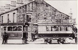 Tram Photo Blackburn & Over Darwen Tramways Co Kitson Steam 3 Tramcar 6 - Trains