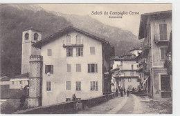 Saluti Da Campiglia Cerva - 1914     (A-21-100617) - Other Cities