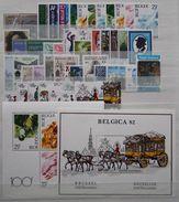 België - Belgique Jaar - Année 1982 ** MNH - Années Complètes