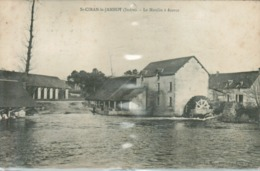 Saint Ciran Le Jambot - Le Moulin à Ecorce (jamais Vue Sur Delcampe) - France