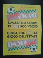 ITALY-DAMA GOL - Jeux De Société