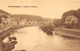 Remouchamps - L'Amblève Et Panorama