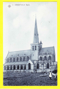 * Herentals - Hérenthals (Antwerpen - Anvers) * (SBP, Nr 6) église, Kerk, Church, Kirche, Rare, Enfant, Cimetière - Herentals