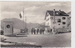 Tubre (Tafers) - Val Monastero (Münstertal) - Confine Italia-Svizzera   (A-21-100609) - Dogana