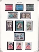 Monaco - Collection Vendue Page Par Page - Timbres Neufs ** - SUP - Monaco