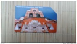 Bolivia Phonecard  Used