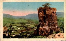 SAINT-AFFRIQUE - Le Rocher De Caylus - Saint Affrique