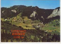 EBNIT - Panorama, Luftkurort, Berge Wasser, Wälder, Reine Luft - Österreich