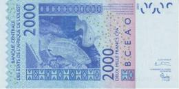 WEST AFRICAN STATES P. 816Tb 2000 F 2004 UNC - Togo