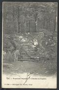 +++ CPA - SPA - Promenade Meyerbeer - Escalier Du Prophète - De Graeve 4184  //
