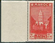Maroc 1942. Michel #166 MNH/Luxe. City Views. (Ts48)