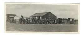 Premiers Tracteurs Américains Importés En Tunisie Par Scwich Et Baizeau. Photo Prise En 1922 Par Un Particulier - Photos