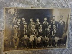 Photo  De Conscrit Classe 1928  A Identifier (ville De Brux  Sous Reserve) - Photos