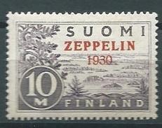 Finlandia,  UNIF P.A.1, Gibbons 281, Scott C.1 ** Certificato Raybaudi (UNIF 2009  E 275) - Nuovi