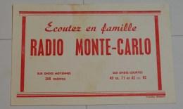 Radio Monte Carlo - Cinéma & Theatre
