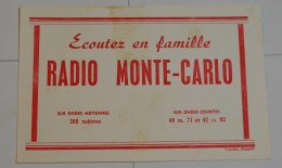 Radio Monte Carlo - Film En Theater