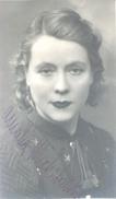 AMALIA MICHELUZZI FAMOSA ATTRICE ITALIANA FIOR D'ARANCIO ROSALBA (1944) AUTOGRAFO SOBRE FOTO AÑO 1939 - Autographes