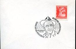 18969 Austria, Special Postmark 1982 Innsbruck,  Sos Kinderdorf Village