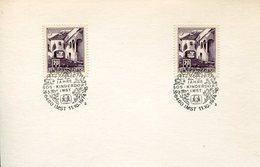 18970 Austria, Special Postmark 1974 Imst,  Sos Kinderdorf Village