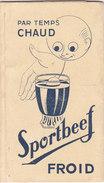 Carnet Papier à Cigarettes - Publicité SPORTBEEF - Autres