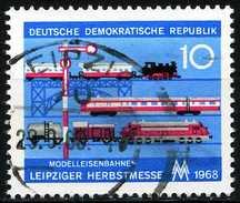 DDR - Michel 1399 - OO Gestempelt (C) - Leipziger Herbstmesse 68
